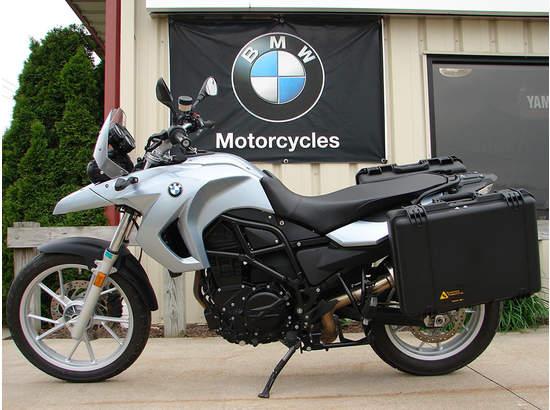 2009 BMW F650GS 104430178 thumbnail1