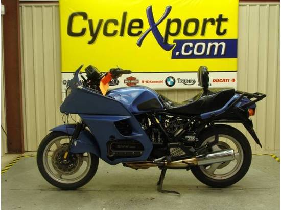 1993 BMW K1100LT 105910008 thumbnail2
