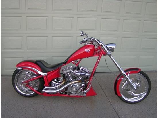 2005 Big Dog Motorcycles Chopper Softail, RENO, NV 89523 - 287