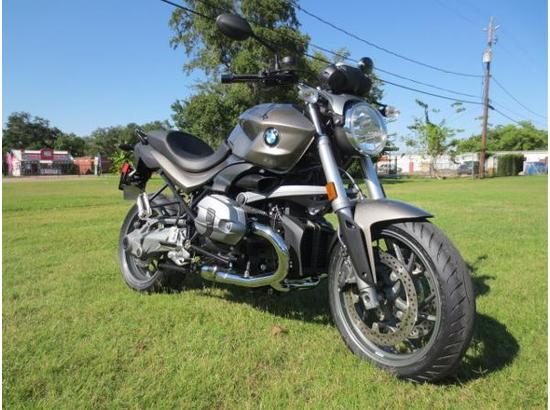 2013 bmw r1200r, south houston, tx 77587 - 829