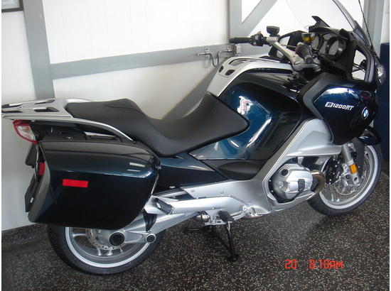 2013 Bmw R1200rt Low Seat Suspension Barrington Il 60010