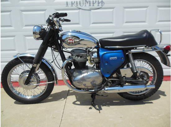 1970 BSA Lightning 650 A7 103810081 thumbnail1