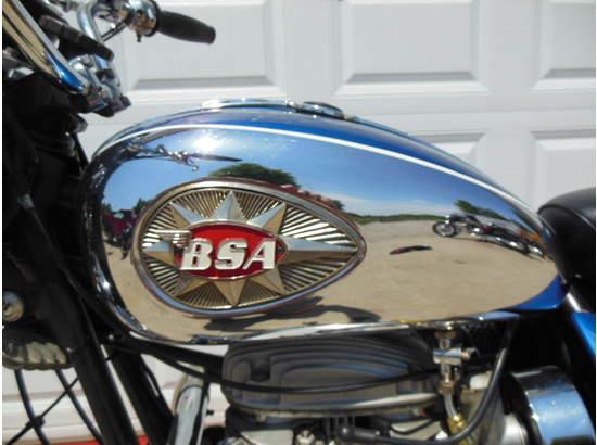1970 BSA Lightning 650 A7 103810081 thumbnail4