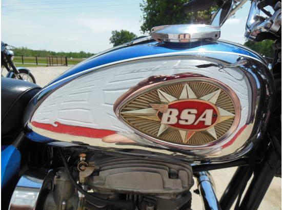 1970 BSA Lightning 650 A7 103810081 thumbnail6