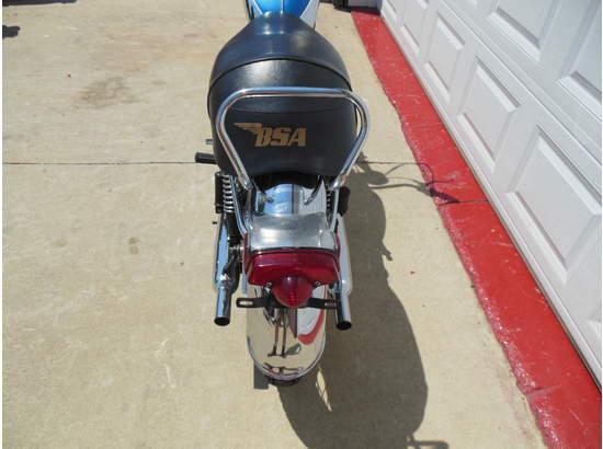 1970 BSA Lightning 650 A7 103810081 thumbnail9