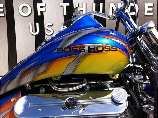 2012 Boss Hoss BHC-3 LS445 106702085 thumbnail14