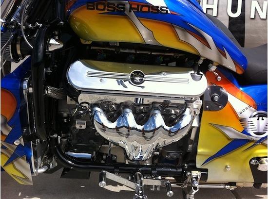 2012 Boss Hoss BHC-3 LS445 106702085 thumbnail3