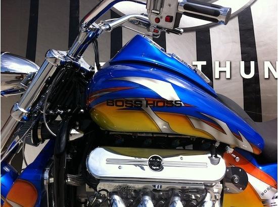 2012 Boss Hoss BHC-3 LS445 106702085 thumbnail4