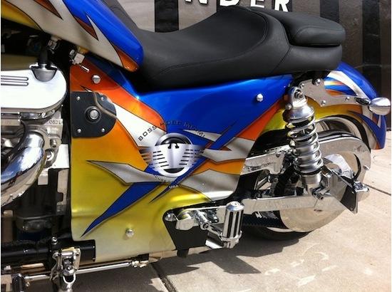 2012 Boss Hoss BHC-3 LS445 106702085 thumbnail5