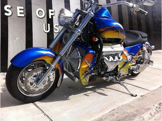 2012 Boss Hoss BHC-3 LS445 106702085 thumbnail6
