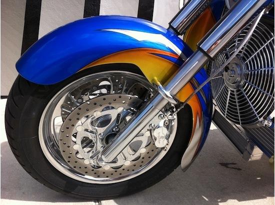 2012 Boss Hoss BHC-3 LS445 106702085 thumbnail7