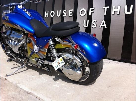 2012 Boss Hoss BHC-3 LS445 106702085 thumbnail9