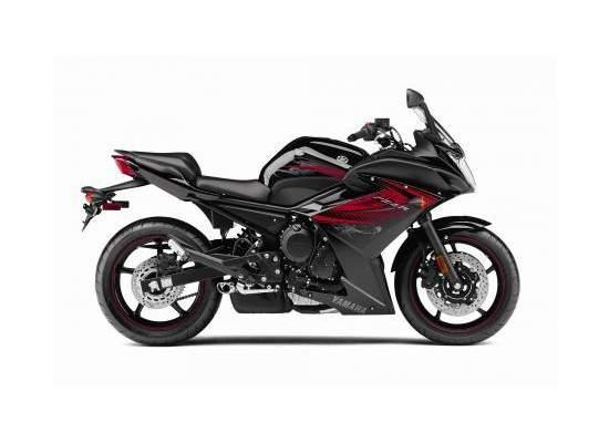 2012 Yamaha FZ6R - Raven 103020308 thumbnail1