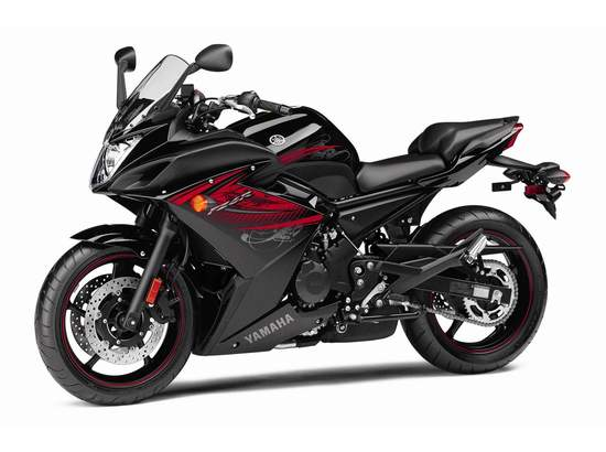 2012 Yamaha FZ6R - Raven 103020308 thumbnail2