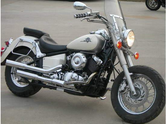 2003 yamaha v star 650 vstar cincinnati beth 45106 7402 motorcycleonlinesales com. Black Bedroom Furniture Sets. Home Design Ideas