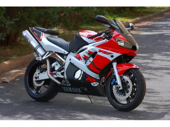 1999 Yamaha YZF-R6 106122234 thumbnail1