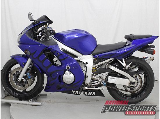 2001 Yamaha YZFR6 600 106916126 thumbnail3