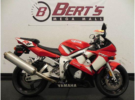 2002 Yamaha YZF-R6 107067229 thumbnail1