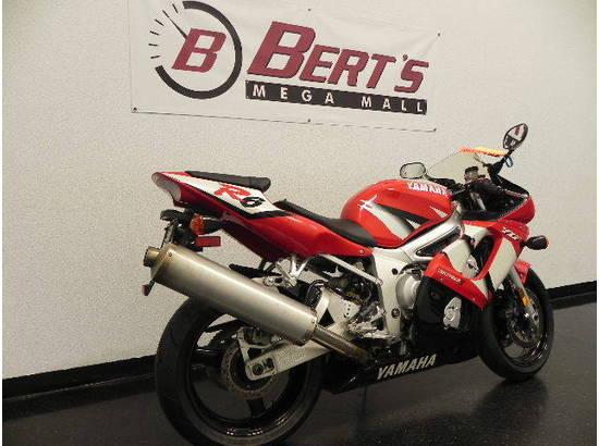 2002 Yamaha YZF-R6 107067229 thumbnail3