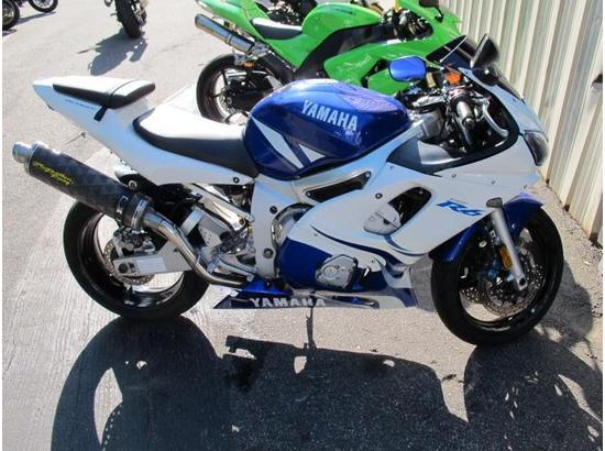 2001 Yamaha R6 107445922 thumbnail1