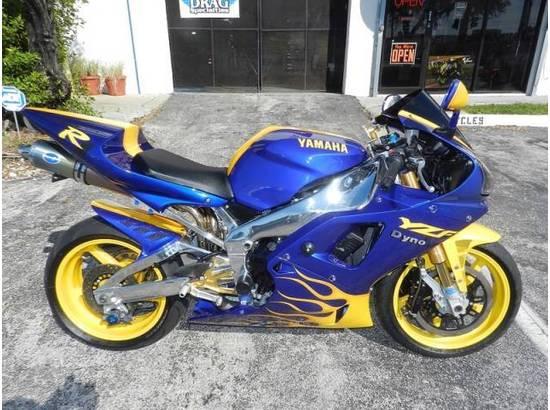 2000 Yamaha YZF-R1 107054613 thumbnail14