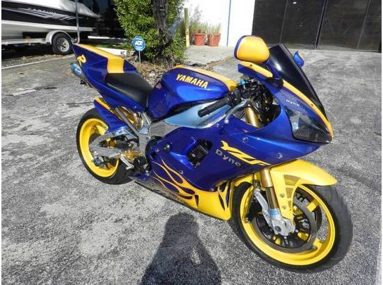 2000 Yamaha YZF-R1 107054613 thumbnail15