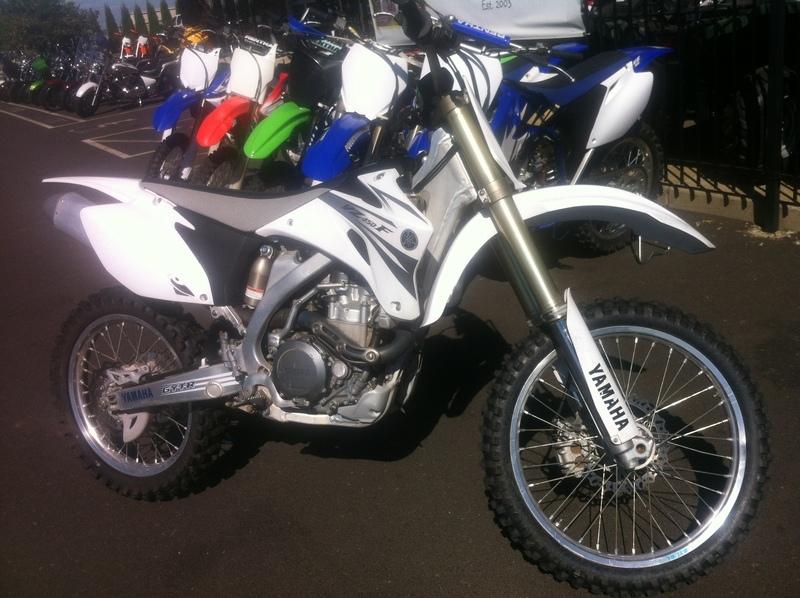 2007 Yamaha YZ 450F 103725027 thumbnail14