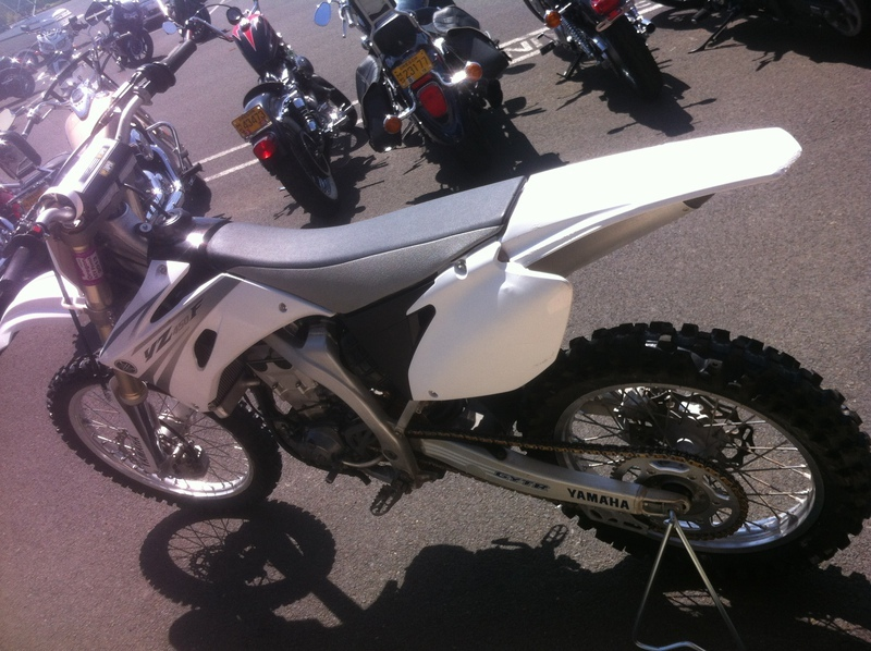 2007 Yamaha YZ 450F 103725027 thumbnail18