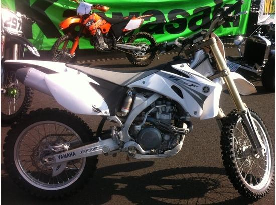 2007 Yamaha YZ 450F 103725027 thumbnail6