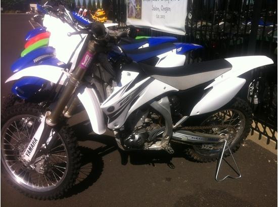 2007 Yamaha YZ 450F 103725027 thumbnail8