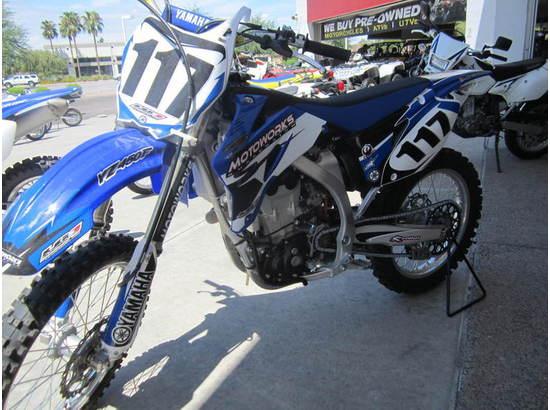 2009 Yamaha YZ 450F 105149419 thumbnail6