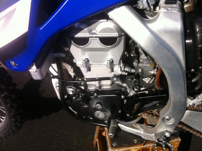 2008 Yamaha YZ 450F 105243320 thumbnail11