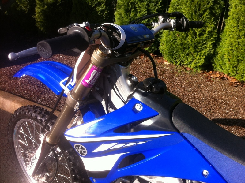 2008 Yamaha YZ 450F 105243320 thumbnail13