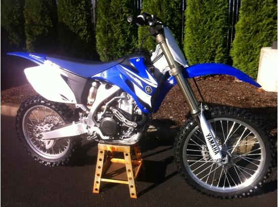 2008 Yamaha YZ 450F 105243320 thumbnail1