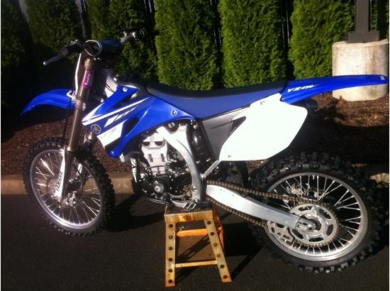 2008 Yamaha YZ 450F 105243320 thumbnail8