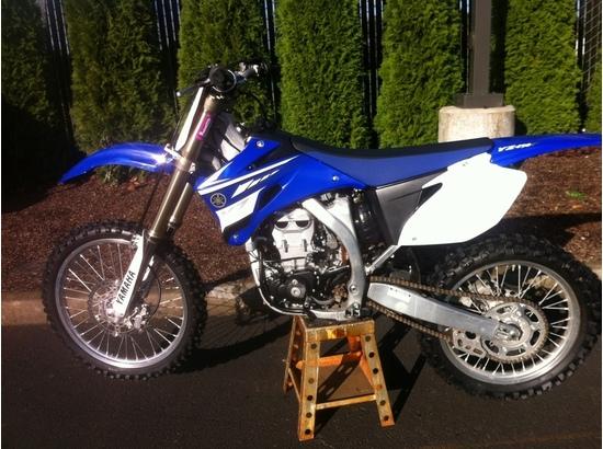 2008 Yamaha YZ 450F 105243320 thumbnail9