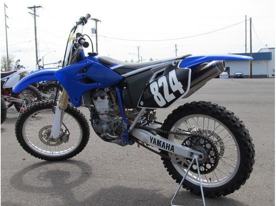 2005 Yamaha YZ 450F 105900826 thumbnail10