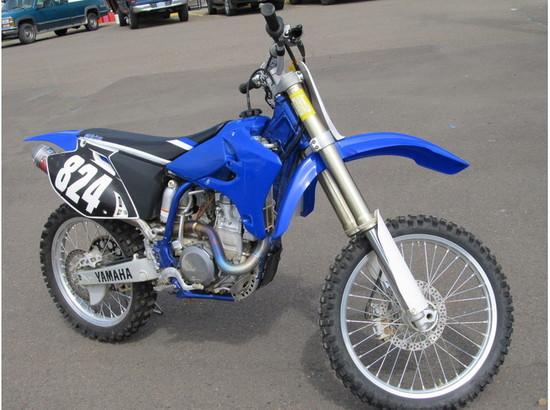 2005 Yamaha YZ 450F 105900826 thumbnail2