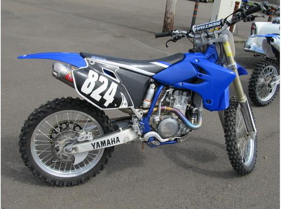 2005 Yamaha YZ 450F 105900826 thumbnail3