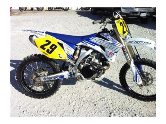 2008 Yamaha YZ 450F 107510961 thumbnail1