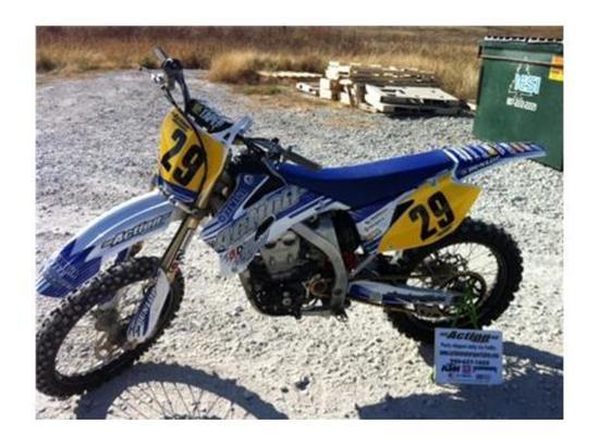 2008 Yamaha YZ 450F 107510961 thumbnail3