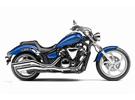 2011 Yamaha Stryker 99390513 thumbnail1