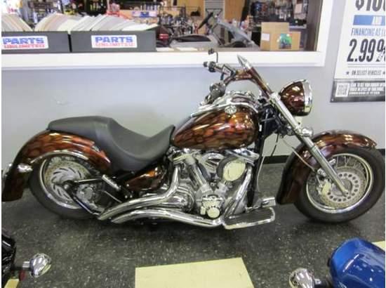 2003 Yamaha Road Star SE 100855314 thumbnail1