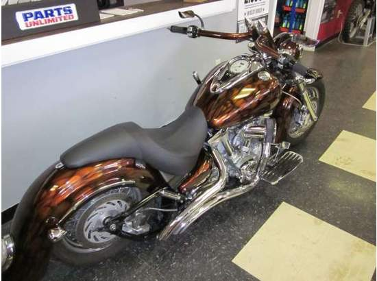 2003 Yamaha Road Star SE 100855314 thumbnail3