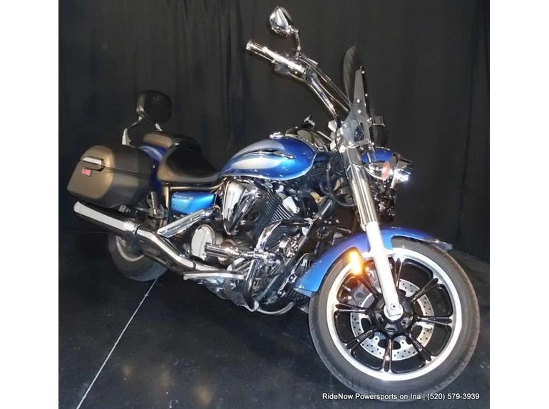2009 Yamaha V Star 950 Tourer 104870243 thumbnail10