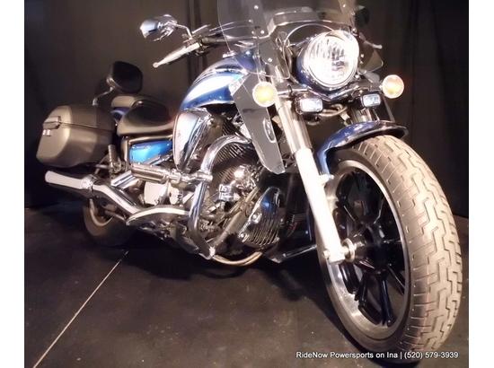 2009 Yamaha V Star 950 Tourer 104870243 thumbnail15