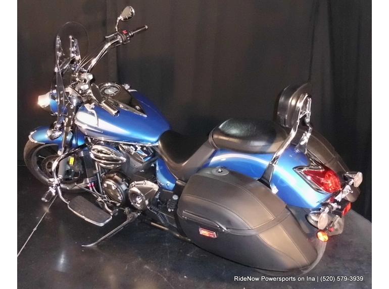 2009 Yamaha V Star 950 Tourer 104870243 thumbnail5
