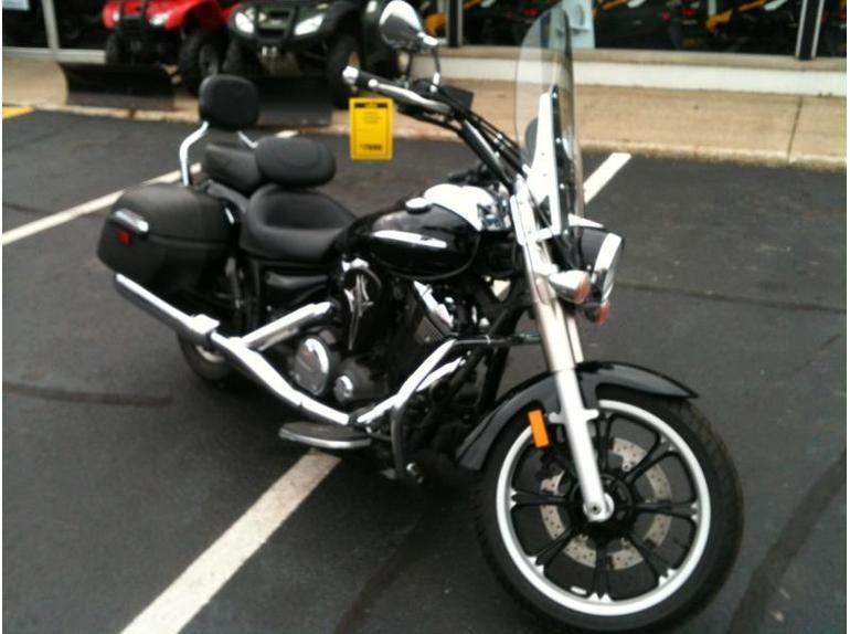 2009 Yamaha V Star 950 Tourer 107051412 thumbnail3