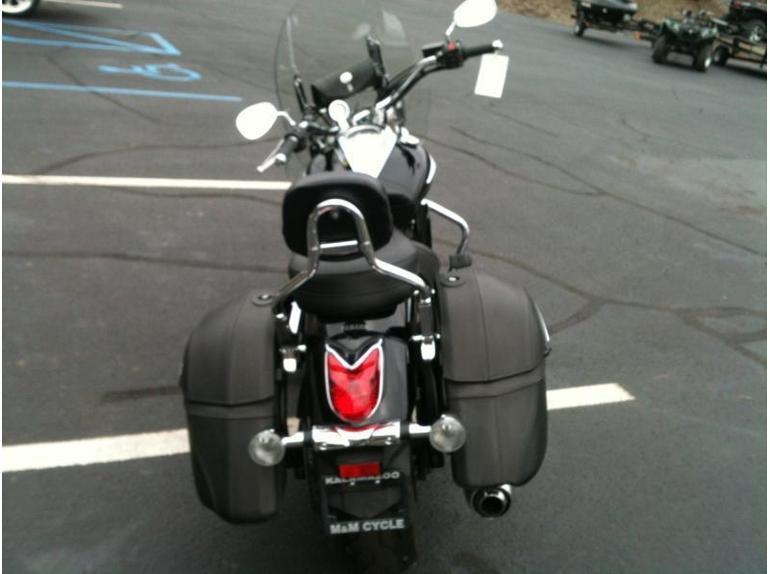 2009 Yamaha V Star 950 Tourer 107051412 thumbnail6