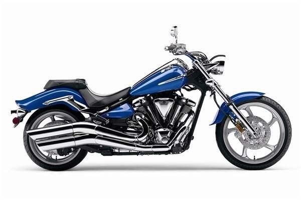 2008 Yamaha Rasrcer S 107792235 thumbnail2